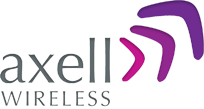 Axell Wireless logo